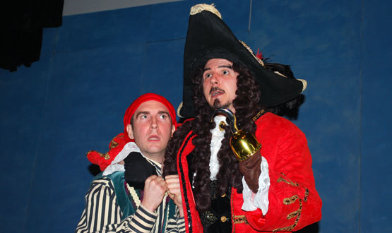 Panto time at the Kenton � oh yes it is�
