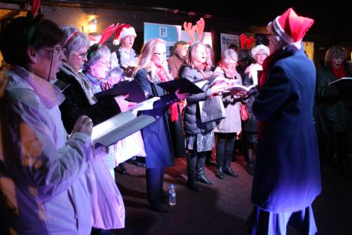 Ring the bells at the Bull for the Choral Society